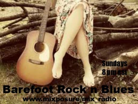 promo_resize-barefeet and guitarsunday on logs