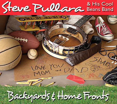 steve pullura_backyards and home fronts album art