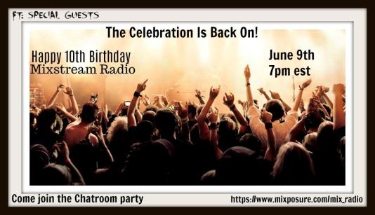 mix celebration